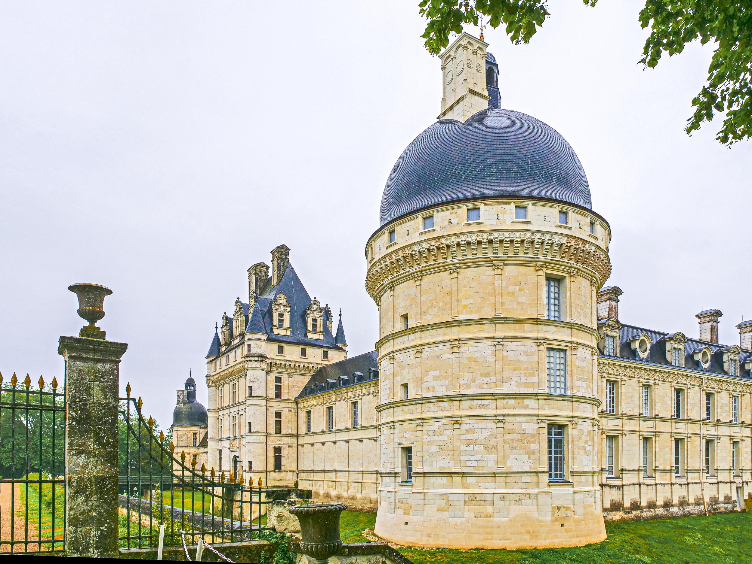 © Jacques Bouby, chateau de Valençay