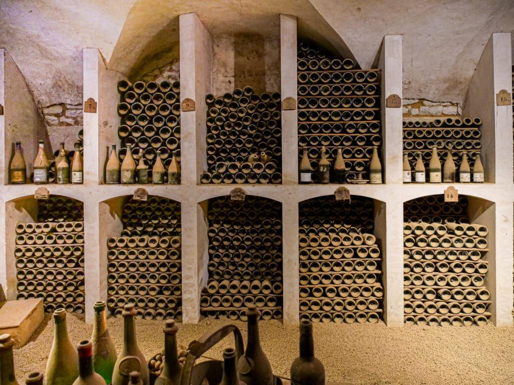Valençay, Cave de Talleyrand-CC BY-NC Jacques BOUBY