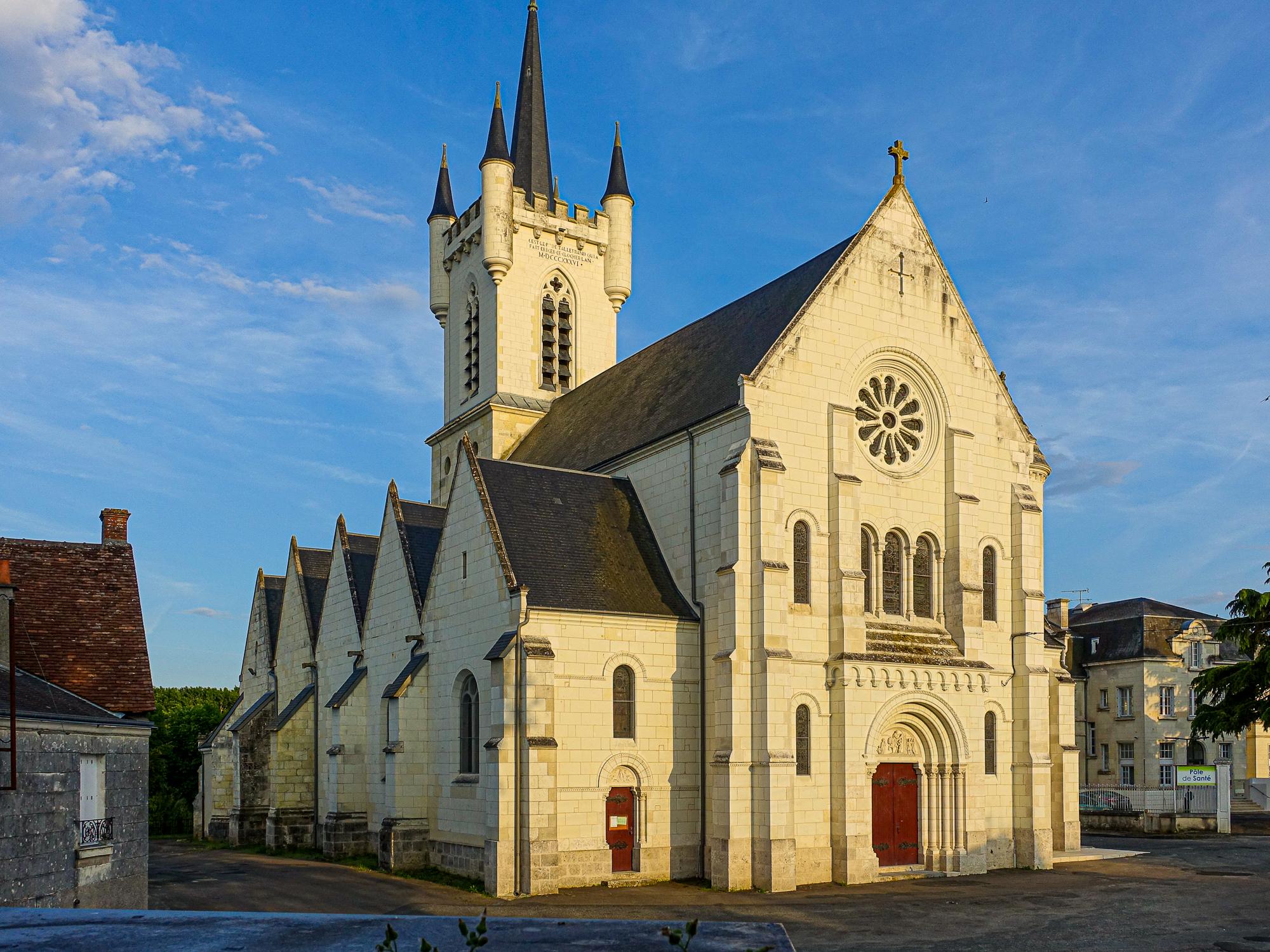 ©Jacques BOUBY église de Valençay