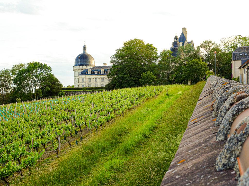 ©Jacques BOUBY, Clos du château de Valençay