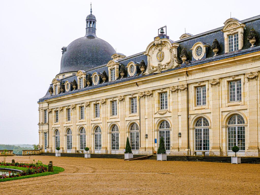 © Jacques BOUBY, Cour d'honneur , Valençay