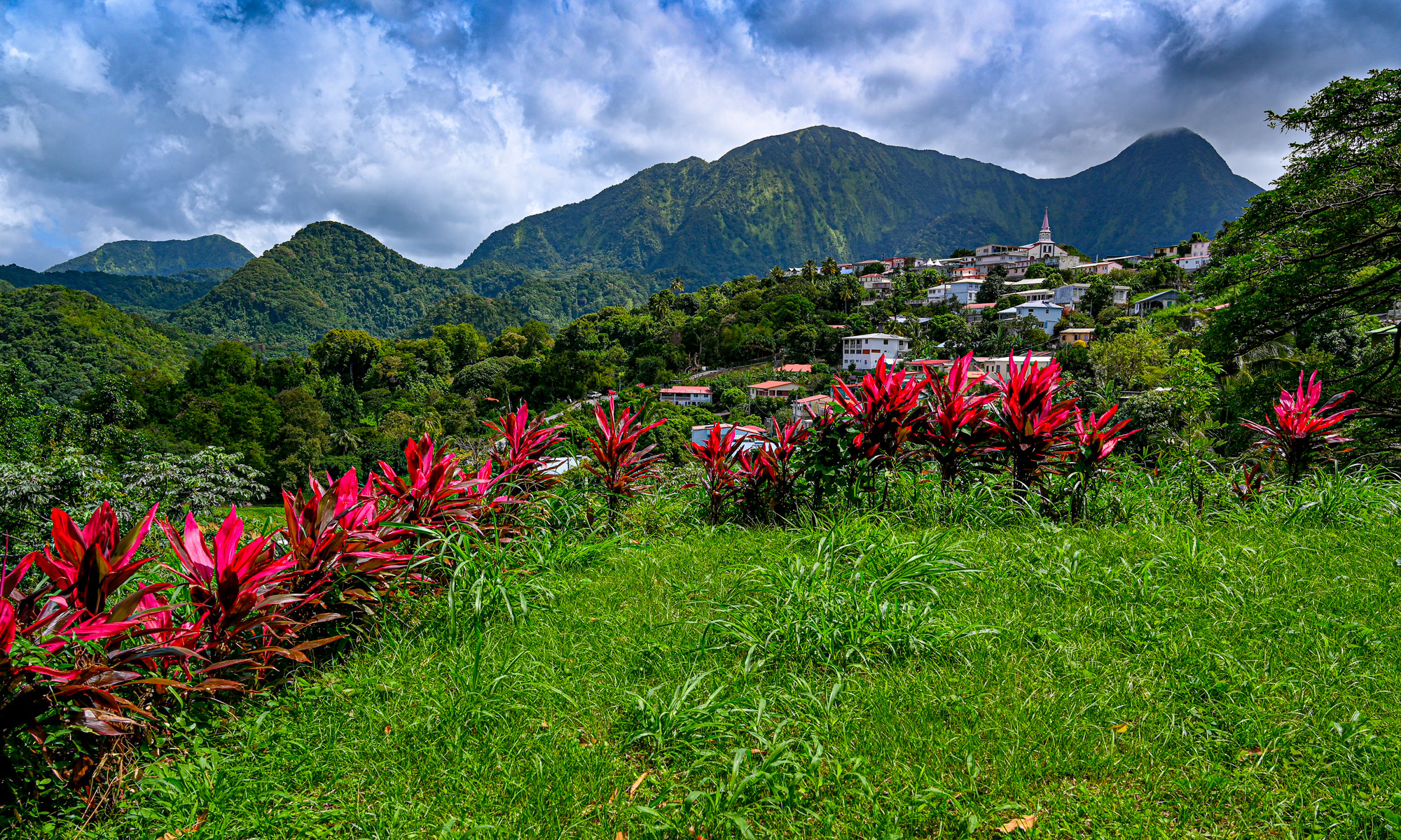 Morne Vert, Martinique-CC BY-NC Jacques BOUBY
