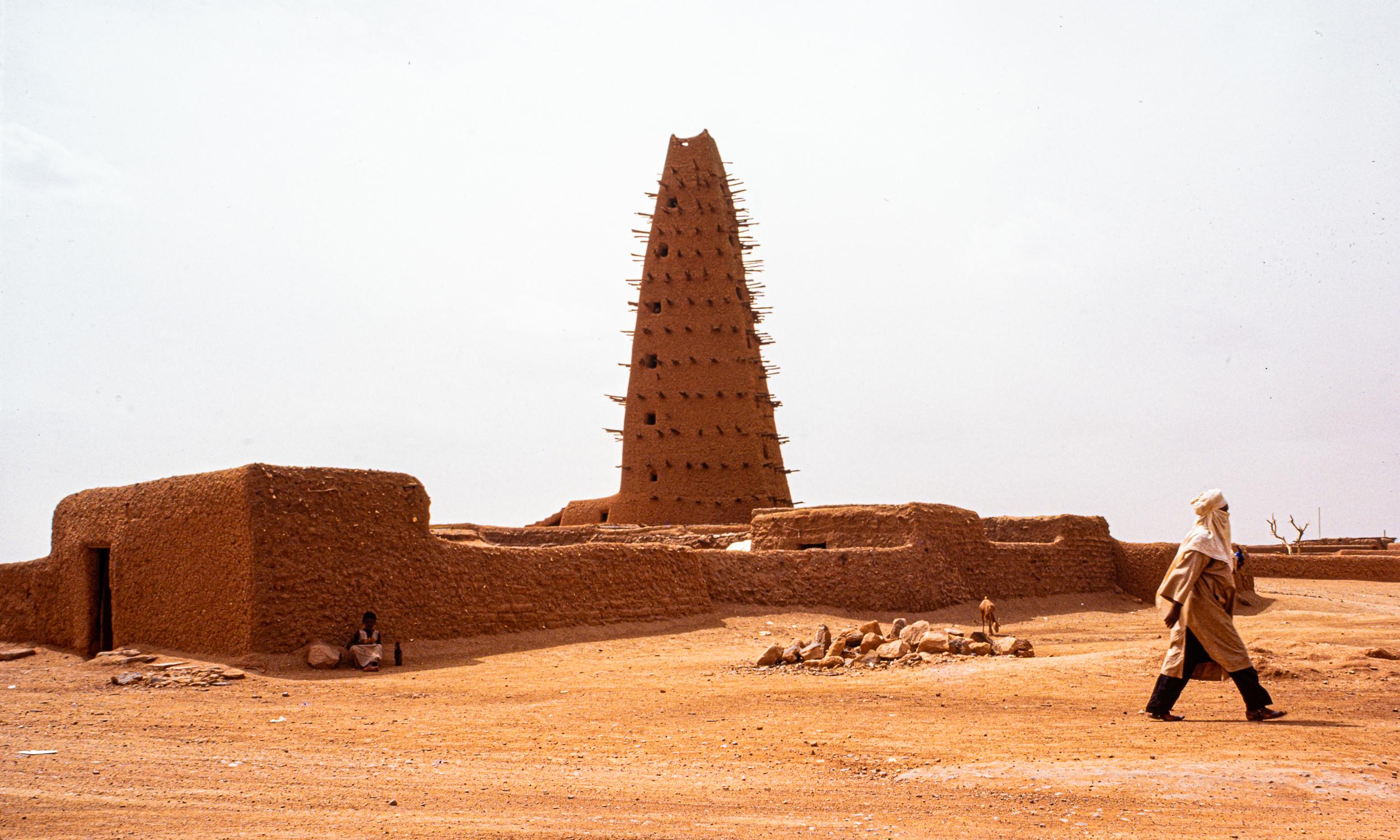 Agadez, Niger-CC BY-NC Jacques BOUBY