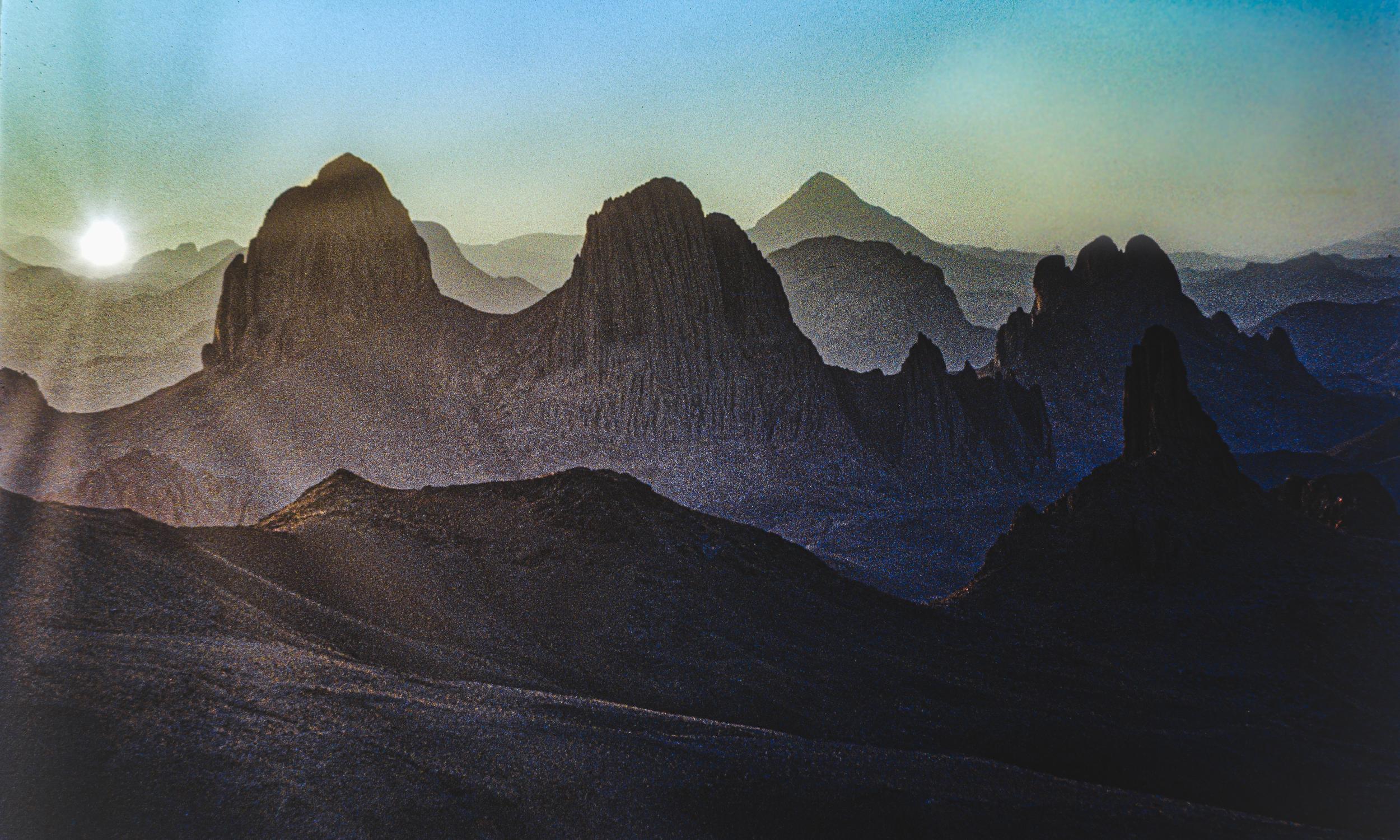 Massif de l'Assekrem, Hoggar-CC BY-NC Jacques BOUBY
