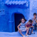 Chefchaouen, ⴰⵛⵛⴰⵡⴻⵏ, Maroc-CC BY-NC Jacques BOUBY