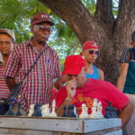 Joueurs d'échecs, Cuba CC BY-NC Jacques BOUBY