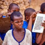 Talibés, Niger, CC BY-NC Jacques BOUBY