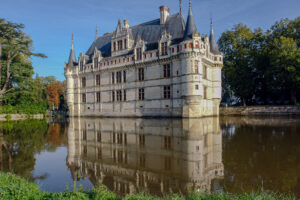 Château d'Azay-le-Rideau-CC BY-NC Jacques BOUBY