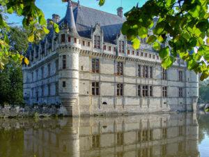 Château d'Azay-le-Rideau, -CC BY-NC Jacques BOUBY