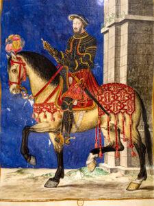 Jean Clouet, François 1er