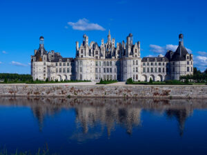 Château de Chambord, façade nord-ouest -CC BY-NC Jacques BOUBY