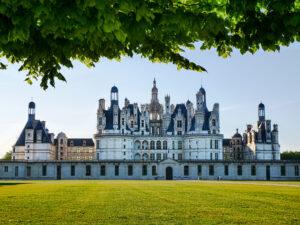 Château de Chambord, face sud - CC BY-NC Jacques BOUBY