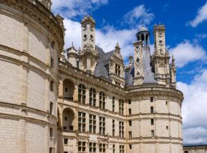 Château de Chambord, le donjon -CC BY-NC Jacques BOUBY