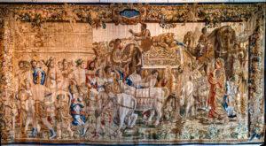Château de Chambord, tenture de l'Histoire de Scipion -CC BY-NC Jacques BOUBY