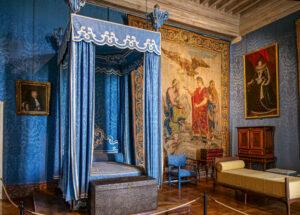 Château de Chambord, Chambre de la reine -CC BY-NC Jacques BOUBY
