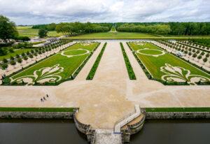 Château de Chambord, Jardins-CC BY-NC Jacques BOUBY