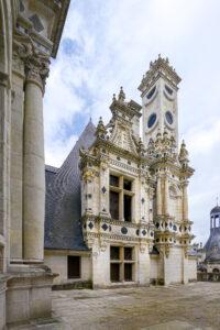 Château de Chambord, Terrasses -CC BY-NC Jacques BOUBY