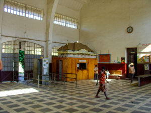 Gare de Fianarantsoa - CC BY-NC Jacques BOUBY