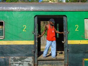Train Fianar-Côte Est- CC BY-NC Jacques BOUBY